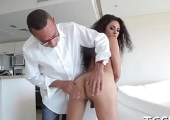 Ladyman slut gets fucked