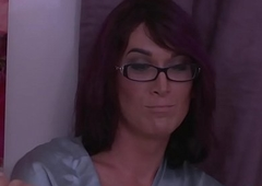 Massage shemales constant dick anal fucks a shemale client