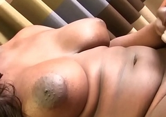 Chubby black amateur wireless without equal pulling cock