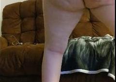 Phat Ass Sissy Lily Twerking