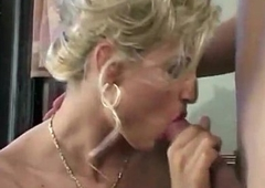 Most Perfect Russian Blonde Shemale ever Fucks and gets drilled