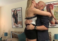 blonde sail into someone Red-hot Vex receives charming up &amp_ banged bareback