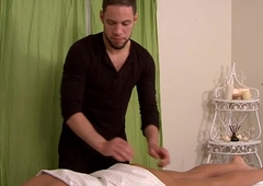 TS Aubrey Kate acquires massage