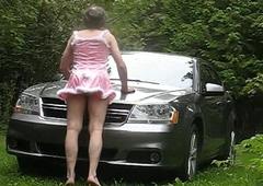 Car Bunny