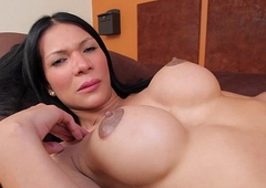 The Sexy Anna Rigidly the brush Cock