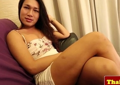 Modeling ladyboy taunts around penurious body