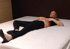 Danish Transvestite Ladyboy - T-girl Performance 1