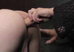 Female dom wife fucks naughty T-Girls