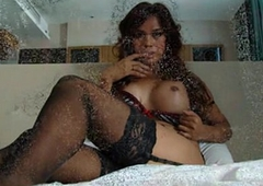 Spectacular TS Psychix Best Compilation On Cam