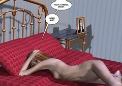 3D Comic: Succubus
