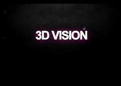 Wail 4 Ever - New Affect3D 3D porn dick girl trailer!