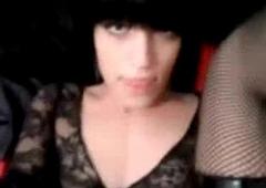 Gorgeous Sheboy Nicole Fetching
